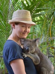 Willy the koala, Wild Life Hamilton Island